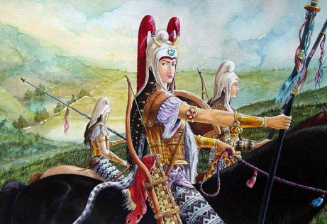 Persian Achaemenid Commander