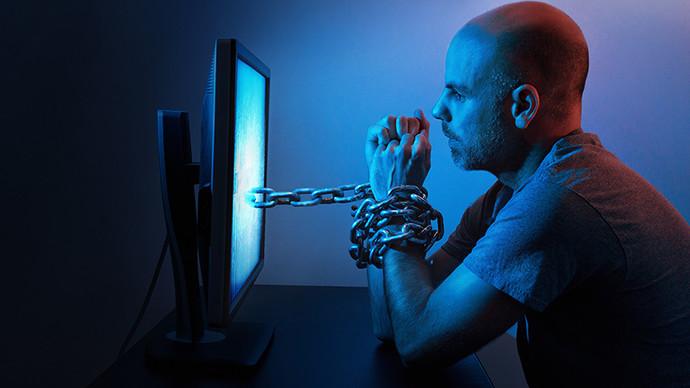 Social-media-addicted